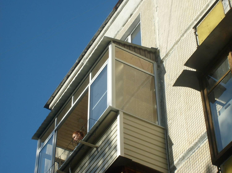Остекление балконов в санкт-петербурге.
